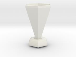 the last centurion vase in White Natural Versatile Plastic