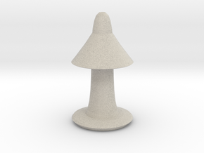 toadstool sculpture in Natural Sandstone
