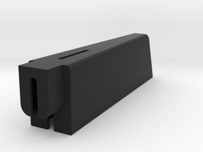 ESC Cover DJI 450 And 550 in Black Natural Versatile Plastic