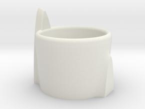 Intake_Light in White Natural Versatile Plastic