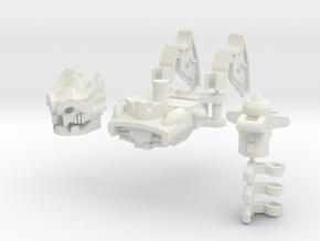 Rippy Bot Upgrade Set in White Natural Versatile Plastic
