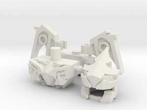 Linky Bot Upgrade Set in White Strong & Flexible