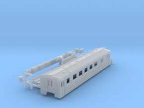 Y Tog (Y Train) in N scale in Smooth Fine Detail Plastic