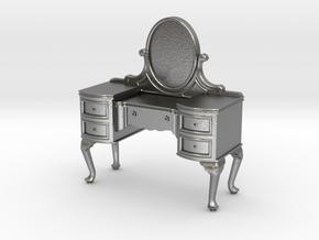 1:48 Vanity in Natural Silver