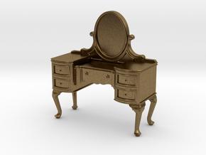 1:48 Vanity in Natural Bronze