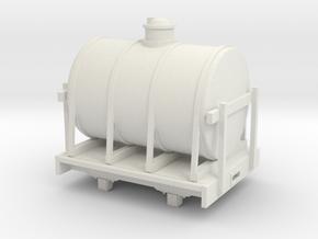 1:32/1:35 Tank wagon in White Strong & Flexible