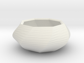 small vase in White Strong & Flexible