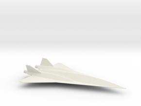 SR-73 1/144 in White Strong & Flexible