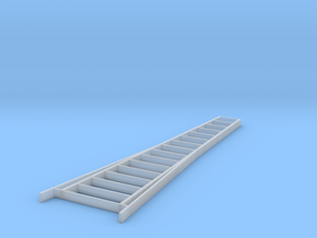 S Scale 15' Orchard Ladder in Smooth Fine Detail Plastic