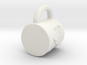 bögre in White Strong & Flexible