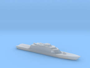 [USN] LCS-1 Freedom 1:6000 in Smooth Fine Detail Plastic