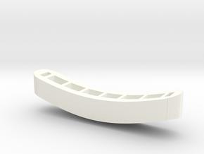 Part.wrl in White Processed Versatile Plastic