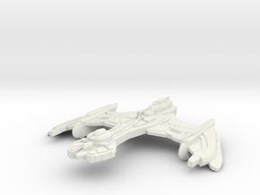 Var Class HvyCruiser in White Natural Versatile Plastic