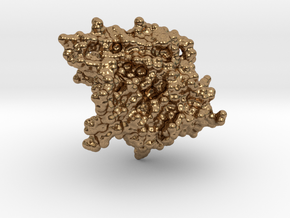 Glycosyltransferase B in Natural Brass