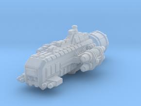 Jovian Schild class Escort Cruiser in Smooth Fine Detail Plastic