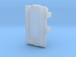 DNA30 & DNA20 Cradle 08142014-v3 in Smooth Fine Detail Plastic