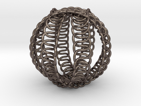 Knot Ball in Stainless Steel