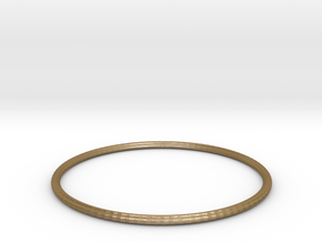 Bracelet 2  81.59 mm in Polished Gold Steel