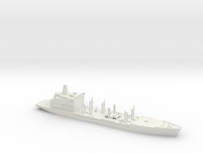 Henry J Kaiser 1/550 in White Natural Versatile Plastic