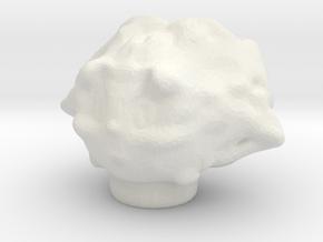 Cute lil' monster in White Natural Versatile Plastic