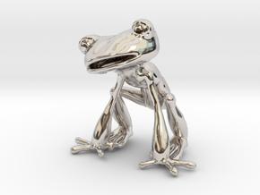 Frog in Platinum