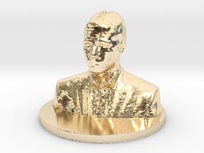 Michael BIG WRL in 14K Yellow Gold