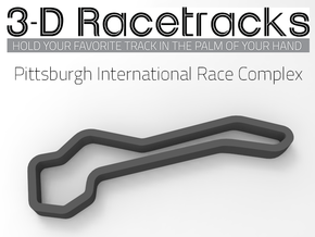 Pittsburgh International Race Complex in Full Color Sandstone