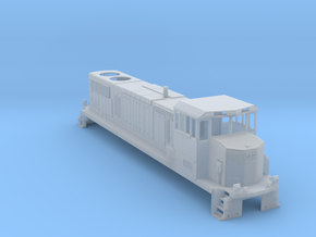 MK1500D HO Scale in Smooth Fine Detail Plastic