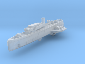 LNAS Destroyer Peregrine Class in Smooth Fine Detail Plastic
