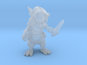Goblin Thief 28mm Gaming Figure in Smooth Fine Detail Plastic