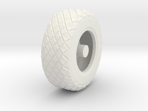 XR311 wheel in 1:56 in White Strong & Flexible