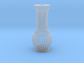 Candle Light (Decorative4) in Smooth Fine Detail Plastic