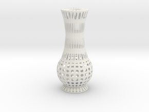 Decorative Candle Light 4 Wire in White Natural Versatile Plastic