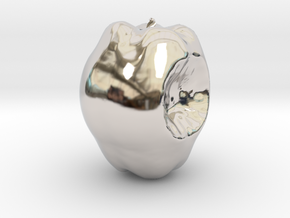 Apple in Platinum
