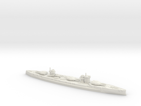 Krasnyi Zarya BB 1/1250 in White Natural Versatile Plastic