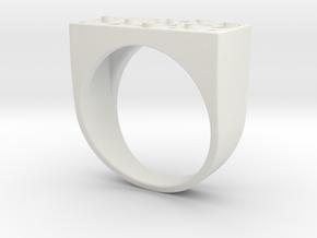 Gatenkaas in White Natural Versatile Plastic