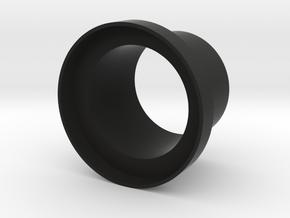 zz - Lf1 adapter 5 2 in Black Natural Versatile Plastic