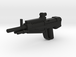 Marine Percision Rifle  in Black Natural Versatile Plastic