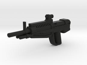 Marine Percision Rifle  in Black Natural Versatile Plastic