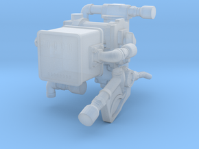 1/35 transfer pump set in Frosted Ultra Detail