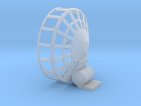Pioneer Venus 1/20th Radar Antenna in Smooth Fine Detail Plastic