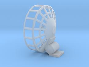 Pioneer Venus 1/20th Radar Antenna in Smooth Fine Detail Plastic