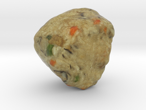 The Juicy Rice Ball in Full Color Sandstone