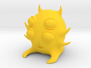4-eyes in Yellow Processed Versatile Plastic