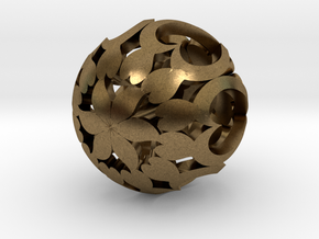 YouRalwaysInMyHeart Pap 3cm in Natural Bronze
