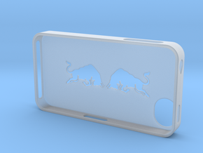 iphone 4s bull in Smooth Fine Detail Plastic