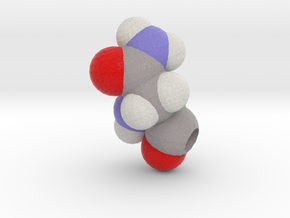 N is Asparagine in Full Color Sandstone