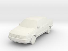 1:87 FAW-VW jetta king MK2 CiX in White Natural Versatile Plastic