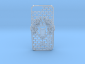 FLYHIGH: Tory on Baroque iPhone 5 in Smooth Fine Detail Plastic