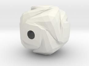 Lamp Shade3 in White Natural Versatile Plastic